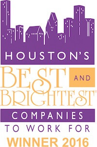 HOUSTON 2017 BEST AND BRIGHTEST COMPANIES TO WORK FOR