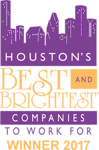 HOUSTON 2016 BEST AND BRIGHTEST COMPANIES TO WORK FOR